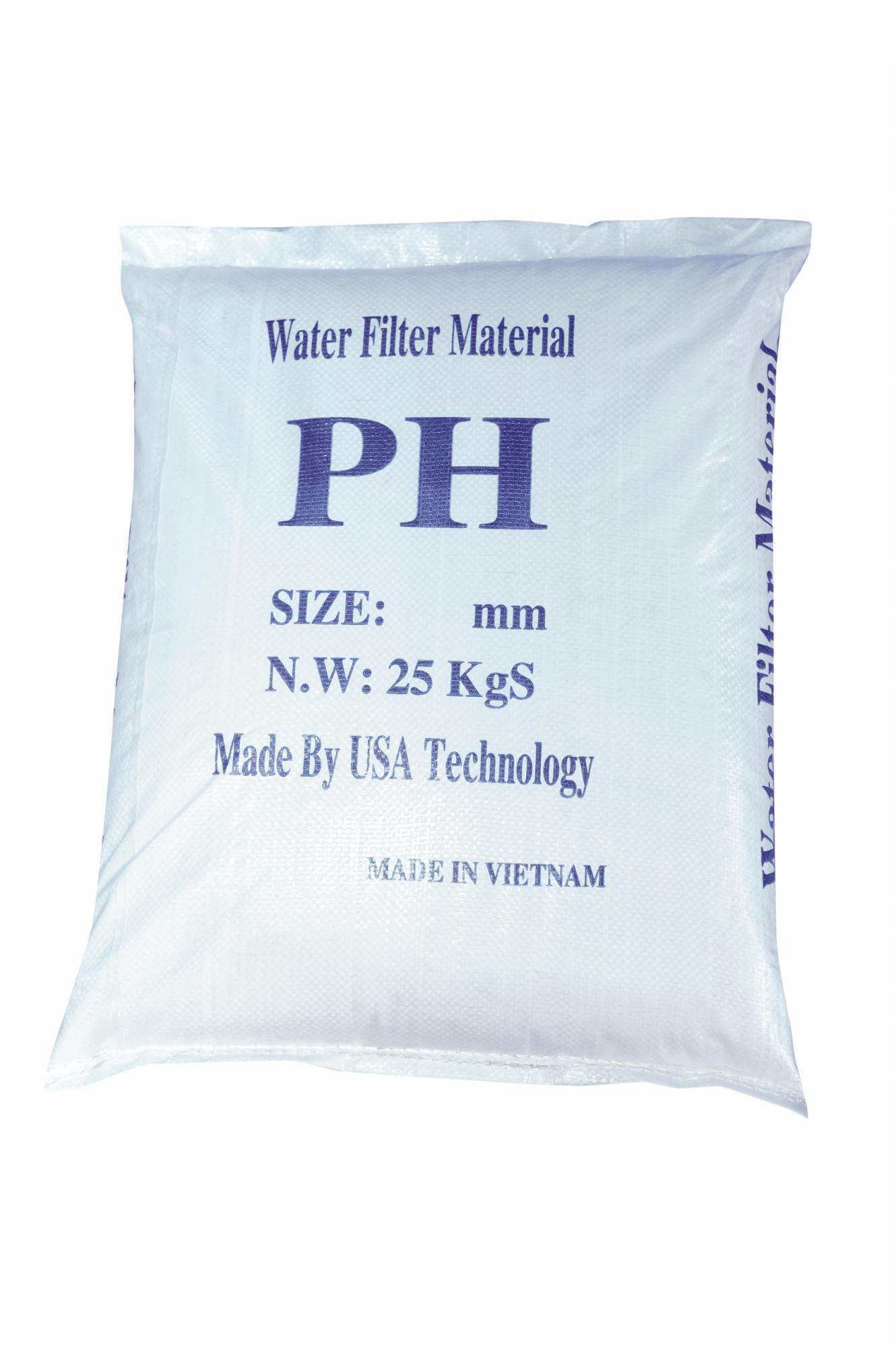 Hạt nâng pH (LS)