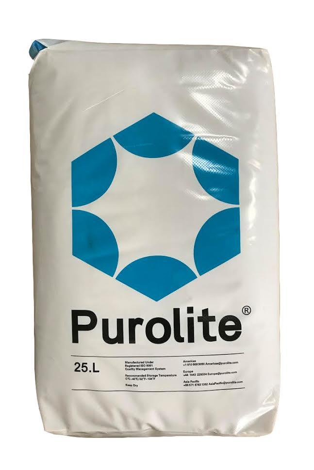 Hạt nhựa Cation Purolite C100